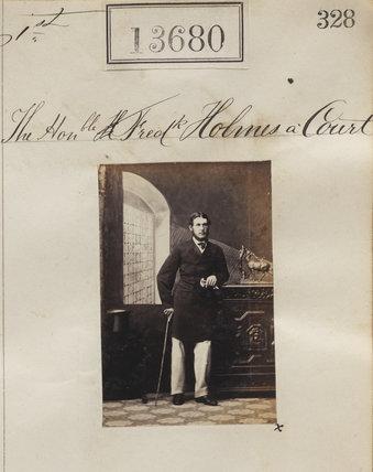 Hon. Frederick Holmes à Court