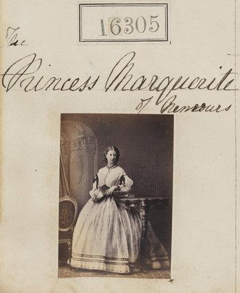 Princess Marguerite Adelaide d'Orleans