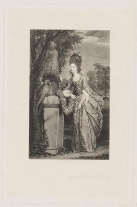 Elizabeth Stanley (née Hamilton), Countess of Derby