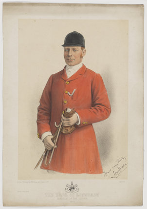 Hugh Cecil Lowther, 5th Earl of Lonsdale