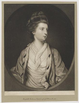 Elizabeth Kerr (née Fortescue), Marchioness of Lothian