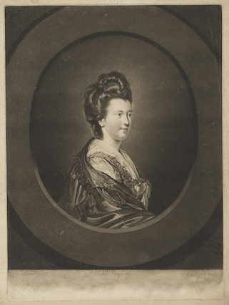 Elizabeth Kerr (née Fortescue), Marchioness of Lothian when Countess of Ancram