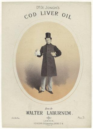 Walter Laburnum (George Walter Davis)