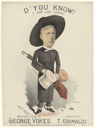 George Vokes