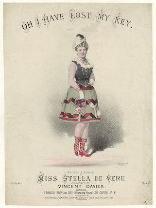 Stella De Vere (Eliza Ann Pullan)