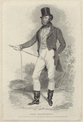 Charles Fitzroy, 3rd Baron Southampton