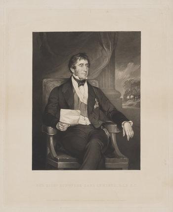 Gilbert Elliot Murray Kynynmound, 2nd Earl of Minto