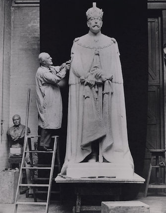 Sir William Goscombe John