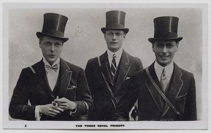 'The Three Royal Princes'