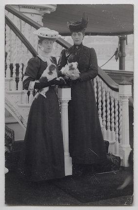 Princess Victoria of Wales; Queen Alexandra