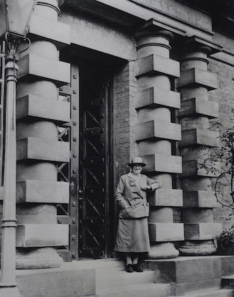 Dame Lilian Charlotte Barker