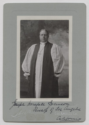 Joseph Horsfall Johnson