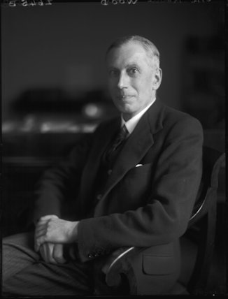 Sir Robert Stanford Wood