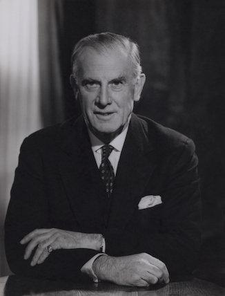(Francis) Raymond Evershed, 1st Baron Evershed