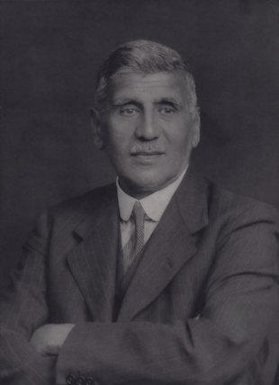 Sir Percy Hubert Ezechiel