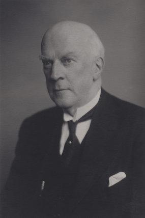 Sir (Harold Arthur) Thomas Fairbank