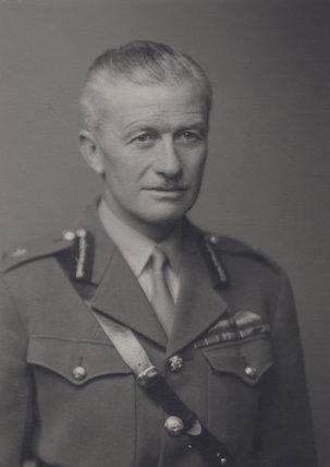 Sir Evelyn Dalrymple Fanshawe