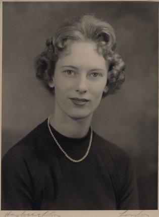 Susan Cooper (née Keenlyside)