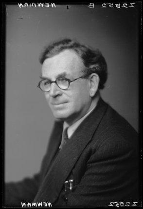 Bernard Newman