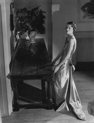 'Harper's Bazaar - Schiaparelli' (Unknown model)