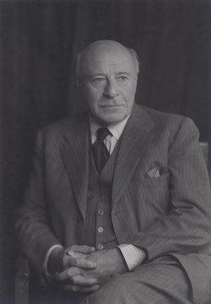 Sir Geoffrey Cust Faber