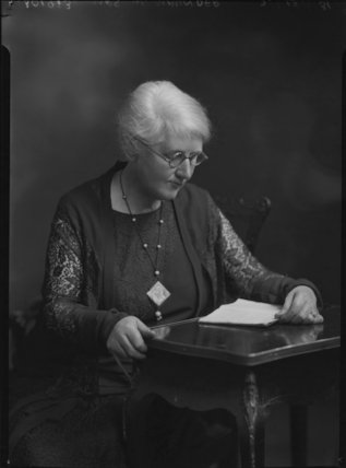 Annie Scott Dill Maunder (née Russell)