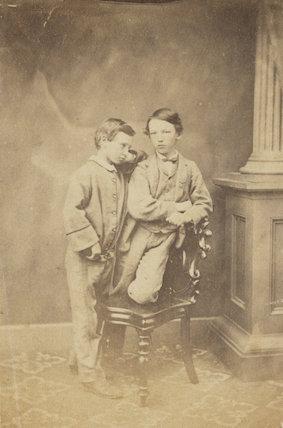 Herbert Eden Hawkins; Edward Robert Hawkins