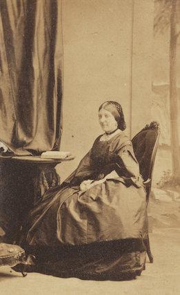 Louisa Ann Eden (née Parker)