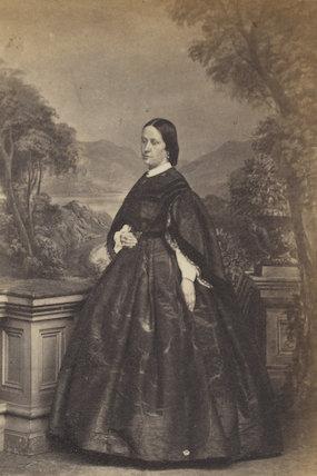 Alice Hunt (née Eden)