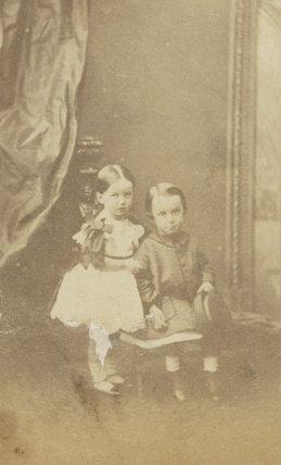 Mary Caroline Hall (née Hunt); George Eden Hunt
