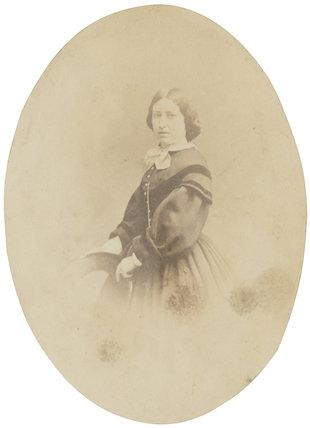Emma Selina Olivier (née Eden)