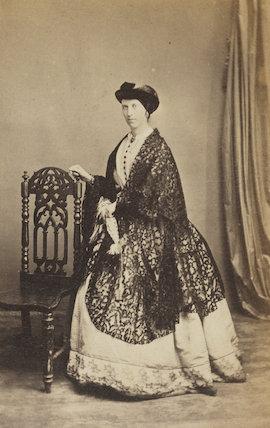 Sophia Mary (née Barnardiston), Lady Parker