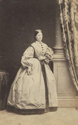 Frances Maria Eden (née Barnardiston)