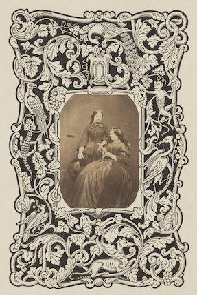 Fanny Georgina Berens (née Park); Lucy Carroll (née Park)
