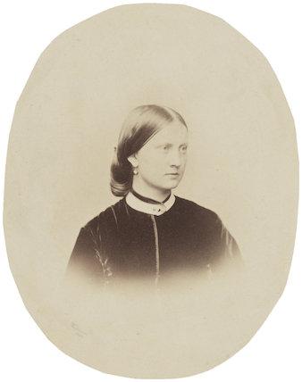 Fanny Georgina Berens (née Park)