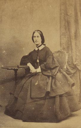 Mary Littledale Hawkins (née Greenwood, later Helsham-Jones)
