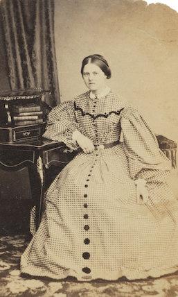 Augusta Frederica Brown (née Eden)