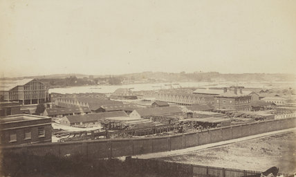 'Royal Dockyard - Chatham'