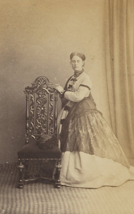 Mrs Pipon (née Congreve)