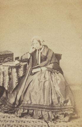 Dorothy Blomfield (née Cox)