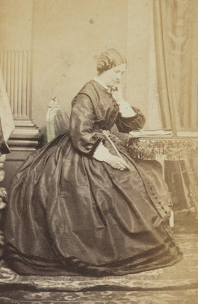 Francis ('Fanny') Georgiana Eden (née Rushbrooke)