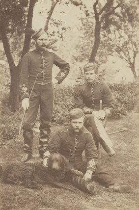 Colonel Thompson; Edward Thomas Browell; William Alexander Eden