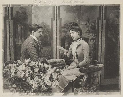 Sir Francis Abraham Montefiore, 1st Bt; Marianne (née Von Gutman), Lady Montefiore