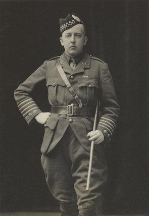 Niall Diarmid Campbell, 10th Duke of Argyll