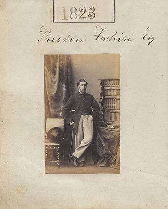Theodore Andrew Fachiri