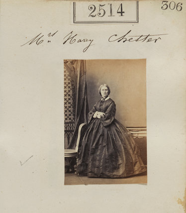 Henrietta Chester