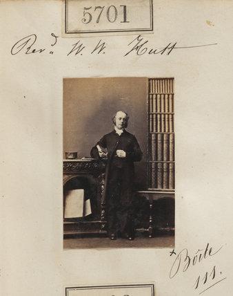 William Wayman Hutt