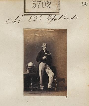 Charles Edward Jollands