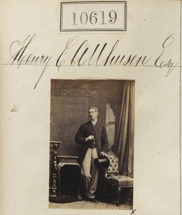 Henry Christian Allhusen