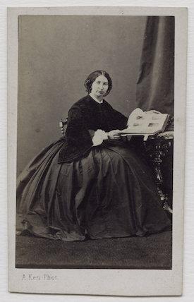 Louisa (née Montefiore), Lady de Rothschild